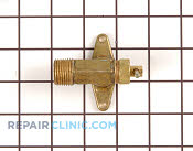 Gas Shut-off Valve - Part # 707178 Mfg Part # 7501P041-60