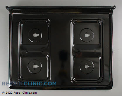 Glass Cooktop 316202331 Main Product View