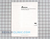 Manuals, Care Guides & Literature - Part # 932769 Mfg Part # 0308065