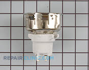 Light Socket - Part # 1174047 Mfg Part # 3130505