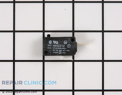Micro Switch 4452312 Main Product View