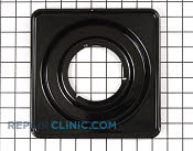 Burner Drip Pan - Part # 500434 Mfg Part # 318066911