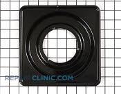 Burner Drip Pan - Part # 500434 Mfg Part # 318066911
