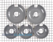 Burner Drip Bowl kit - Part # 722784 Mfg Part # 80640
