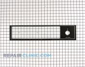 Control  Panel - Part # 330167 Mfg Part # 0073753