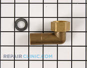 Tubing Coupler - Part # 371069 Mfg Part # 00092383