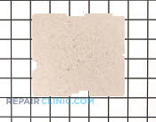Waveguide Cover - Part # 1914068 Mfg Part # PCOVPB079MRP0
