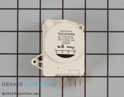 Defrost Timer WR9X483 Main Product View