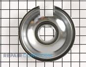 6 Inch Burner Drip Bowl - Part # 1901 Mfg Part # 715877