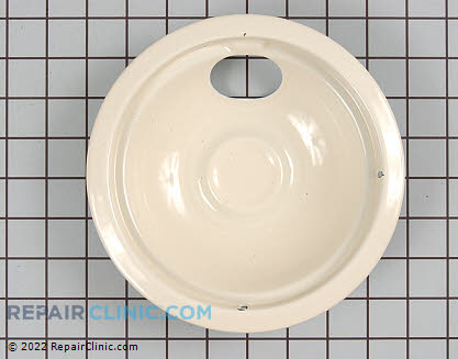 6 Inch Burner Drip Bowl 74002259        Main Product View