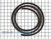 Dishwasher Door Gasket - Part # 1296 Mfg Part # 902894
