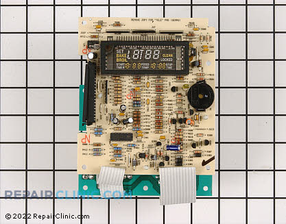 Oven Control Board WB12K5005       Main Product View