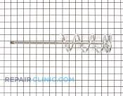 Ice Bucket Auger - Part # 298078 Mfg Part # WR2X7782