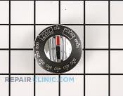 Knob, Dial & Button - Part # 1230978 Mfg Part # Y0042612