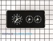 Mechanical Clock and Timer - Part # 709232 Mfg Part # 7601P185-60