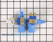 Water Inlet Valve - Part # 824434 Mfg Part # WH13X10006