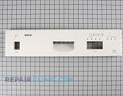 Control  Panel - Part # 537040 Mfg Part # 00353082