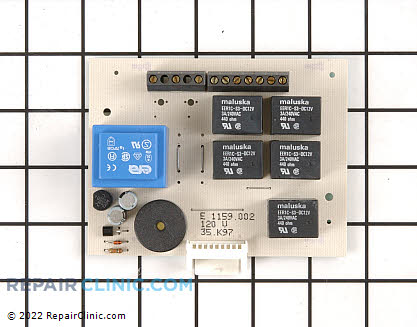 Relay Board 00415255 Main Product View