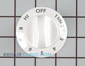 Control Knob - Part # 823609 Mfg Part # 316109607