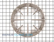 Burner Grate - Part # 770167 Mfg Part # WB31T10008