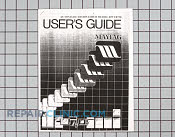 Manuals, Care Guides & Literature - Part # 1247307 Mfg Part # Y912764