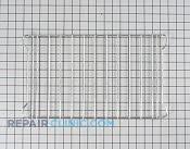 Oven Rack & Broiler Pan - Part # 578078 Mfg Part # 4358524