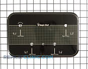 Touchpad and Control Panel - Part # 702311 Mfg Part # 74002088
