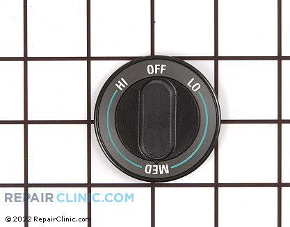Control Knob WB3K5156 Main Product View