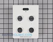 Control  Panel - Part # 694994 Mfg Part # 71001652