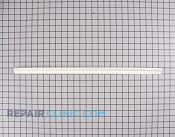 Profile trim strip, left, white - Part # 935537 Mfg Part # 00207540