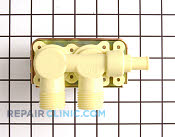 Water Inlet Valve - Part # 454370 Mfg Part # 22001604