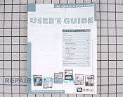 Manuals, Care Guides & Literature - Part # 778737 Mfg Part # 74005214