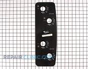 Control  Panel - Part # 504184 Mfg Part # 3191283