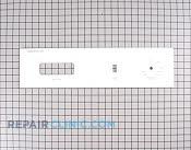 Control  Panel - Part # 702183 Mfg Part # 74001950