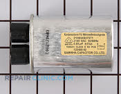 High Voltage Capacitor - Part # 821708 Mfg Part # 12548802