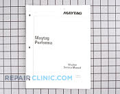 Manuals, Care Guides & Literature - Part # 1094741 Mfg Part # 16023083