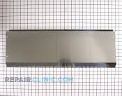 Backsplash panel - Part # 363996 Mfg Part # 08012849