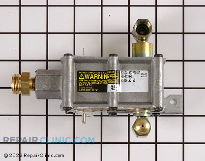 Oven Safety Valve 74006427        Main Product View