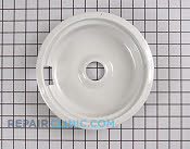 Drip Bowl & Drip Pan - Part # 563673 Mfg Part # 4212245