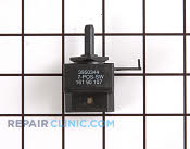 Temperature switch - Part # 675950 Mfg Part # 661615