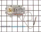 Gas Burner & Control Valve - Part # 501772 Mfg Part # 31827601