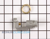 Gas Tube or Connector - Part # 1100265 Mfg Part # 00414786