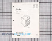 Repair Manual - Part # 219948 Mfg Part # RS3100004