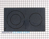 Cooktop - Part # 695552 Mfg Part # 71002251