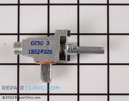 Surface Burner Valve 74003924        Main Product View