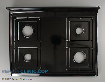 Metal Cooktop 5303307708 Main Product View