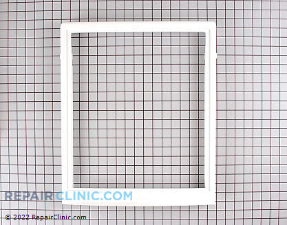 Shelf Frame Without Glass 240350702       Main Product View