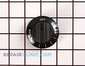 Control Knob - Part # 256707 Mfg Part # WB3K61