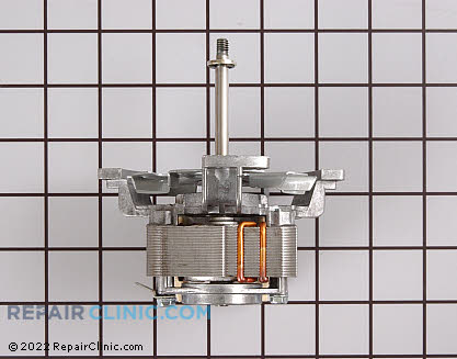 Convection Motor 9781543 Main Product View