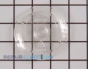 Knob, Dial & Button - Part # 406524 Mfg Part # 131140703